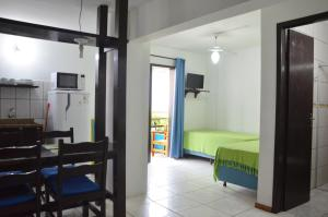 One-Bedroom Apartment (4 Adults) with side sea view