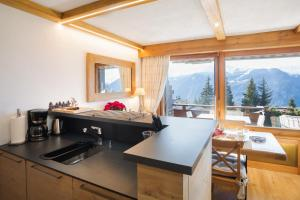 Apartment Ballettes, Apartmány  Verbier - big - 33