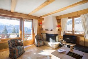 Apartment Ballettes, Apartmány  Verbier - big - 25