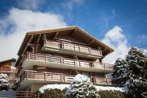 Apartment Ballettes, Apartmány  Verbier - big - 26