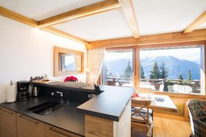 Apartment Ballettes, Apartmány  Verbier - big - 16