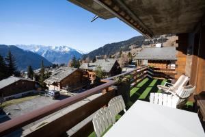 Apartment Ballettes, Apartmány  Verbier - big - 9