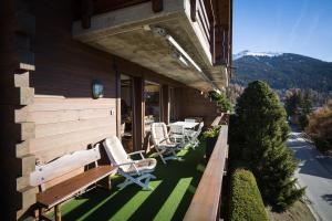 Apartment Ballettes, Apartmány  Verbier - big - 7