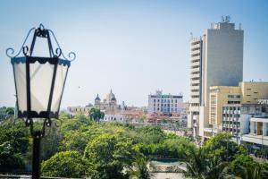 Hotel Casa Tere Boutique, Szállodák  Cartagena de Indias - big - 48