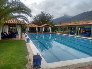 Hotel Boutique Iguaque Campestre Spa and Ecolodge