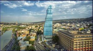 Evrika Apartments on Rustaveli Avenue, Apartmány  Tbilisi City - big - 55