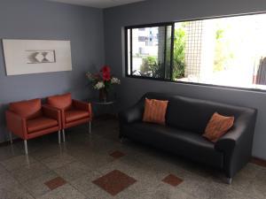 Apartamento Ponta Verde Maceio, Apartmány  Maceió - big - 35