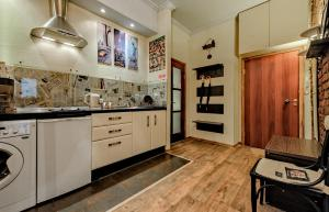 New York Studio Apartment, Apartments  Saint Petersburg - big - 11