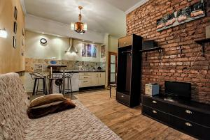 New York Studio Apartment, Apartments  Saint Petersburg - big - 14