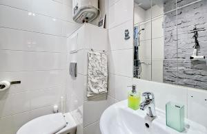 New York Studio Apartment, Apartments  Saint Petersburg - big - 16
