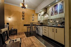 New York Studio Apartment, Apartments  Saint Petersburg - big - 20