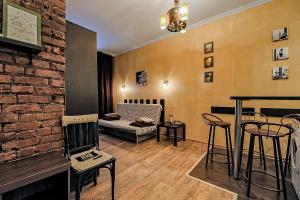 New York Studio Apartment, Apartments  Saint Petersburg - big - 22