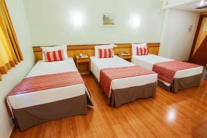 Standard Triple Room with 3 Single Beds