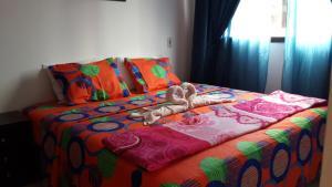 Habitaciones en Medellín (Apartahotel Ferjaz), Гостевые дома  Медельин - big - 69