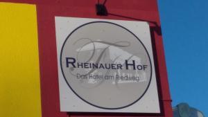 Rheinauer Hof - Das Hotel am Riedweg, Szállodák  Mannheim - big - 35