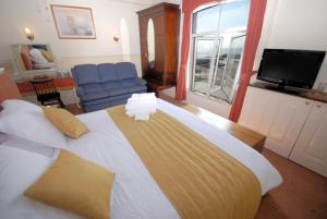 Harbour View Hotel, Penzióny  Ventnor - big - 3