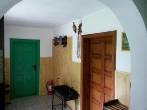 Cabana Pietricica, Chalets  Dîmbovicioara - big - 99