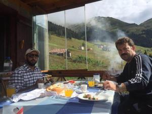 Azra Dağ Evi̇, Alpesi faházak  Güzelce - big - 33