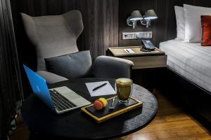 Executive-dobbeltværelse med adgang til executive-loungen