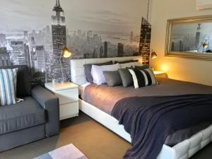 Lorne Manhattan, Appartamenti  Lorne - big - 15