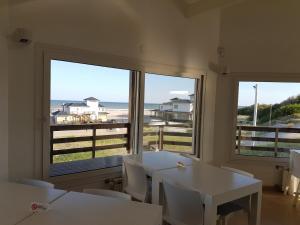 Apart En La Playa, Aparthotely  Mar de las Pampas - big - 68
