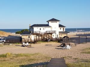 Apart En La Playa, Aparthotely  Mar de las Pampas - big - 75