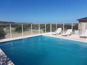 Apart En La Playa, Aparthotely  Mar de las Pampas - big - 76