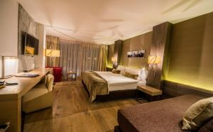 Hotel Bellerive Chic Hideaway, Hotely  Zermatt - big - 39