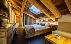 Hotel Bellerive Chic Hideaway, Hotely  Zermatt - big - 93