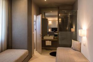 Hotel Belvedere, Отели  Морской Милан - big - 33