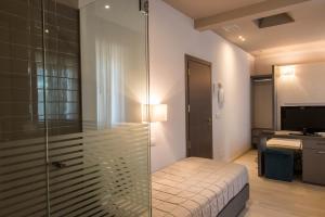 Hotel Belvedere, Отели  Морской Милан - big - 34