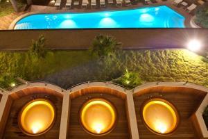 Hotel Belvedere, Отели  Морской Милан - big - 37