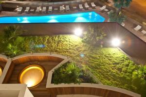 Hotel Belvedere, Отели  Морской Милан - big - 38
