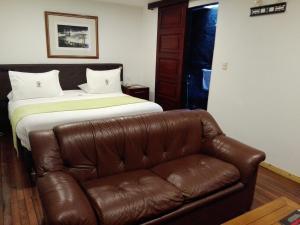 Hotel-Spa Casa de Lavim, Szállodák  Bogotá - big - 9