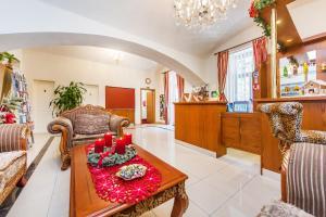 Aparthotel Lublanka, Отели  Прага - big - 80