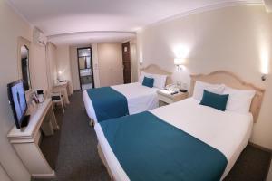 Hotel Quality Inn Aguascalientes, Hotely  Aguascalientes - big - 16