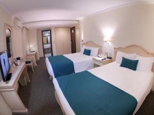 Hotel Quality Inn Aguascalientes, Hotely  Aguascalientes - big - 14