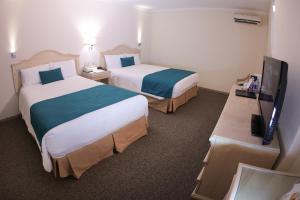 Hotel Quality Inn Aguascalientes, Hotely  Aguascalientes - big - 10
