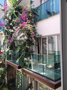Marin-A Hotel, Hotely  Turgutreis - big - 34
