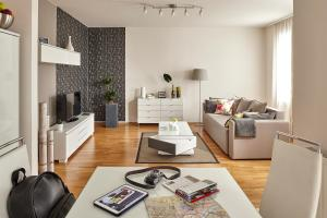 4 hvězdičkový apartmán 7Seasons Apartments Budapest Budapešť Maďarsko