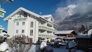 Alpenflair Ferienwohnungen Whg 301, Appartamenti  Oberstdorf - big - 5