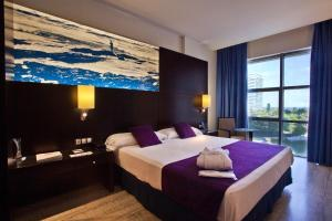 Vincci Maritimo, Отели  Барселона - big - 11