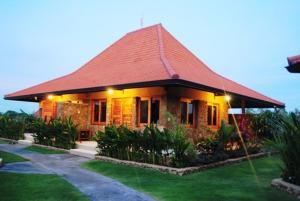 Three Monkeys Villas, Комплексы для отдыха с коттеджами/бунгало  Улувату - big - 24