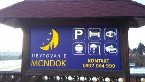 Ubytovanie Mondok, Pensionen  Močenok - big - 11