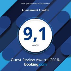 Apartament London, Ferienwohnungen  Gdynia - big - 26