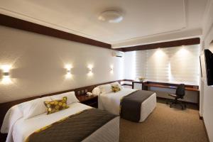 Hotel Cortez, Hotels  Santa Cruz de la Sierra - big - 16