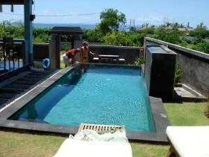 Sandat Mas Cottages, Penzióny  Uluwatu - big - 17