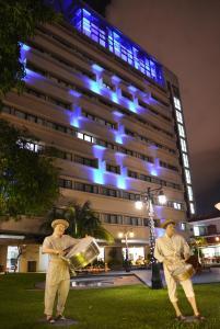 Hotel Cortez, Hotel  Santa Cruz de la Sierra - big - 71