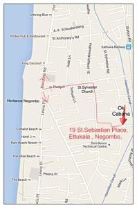 Ok Cabana Negombo, Апартаменты  Негомбо - big - 37