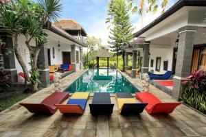 Balam Bali Villa, Penziony  Mengwi - big - 1